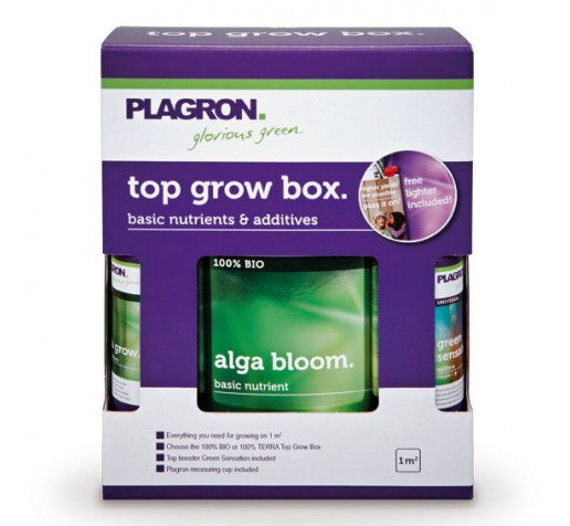 Plagron Top Grow Box 100% Bio Netherlands фото